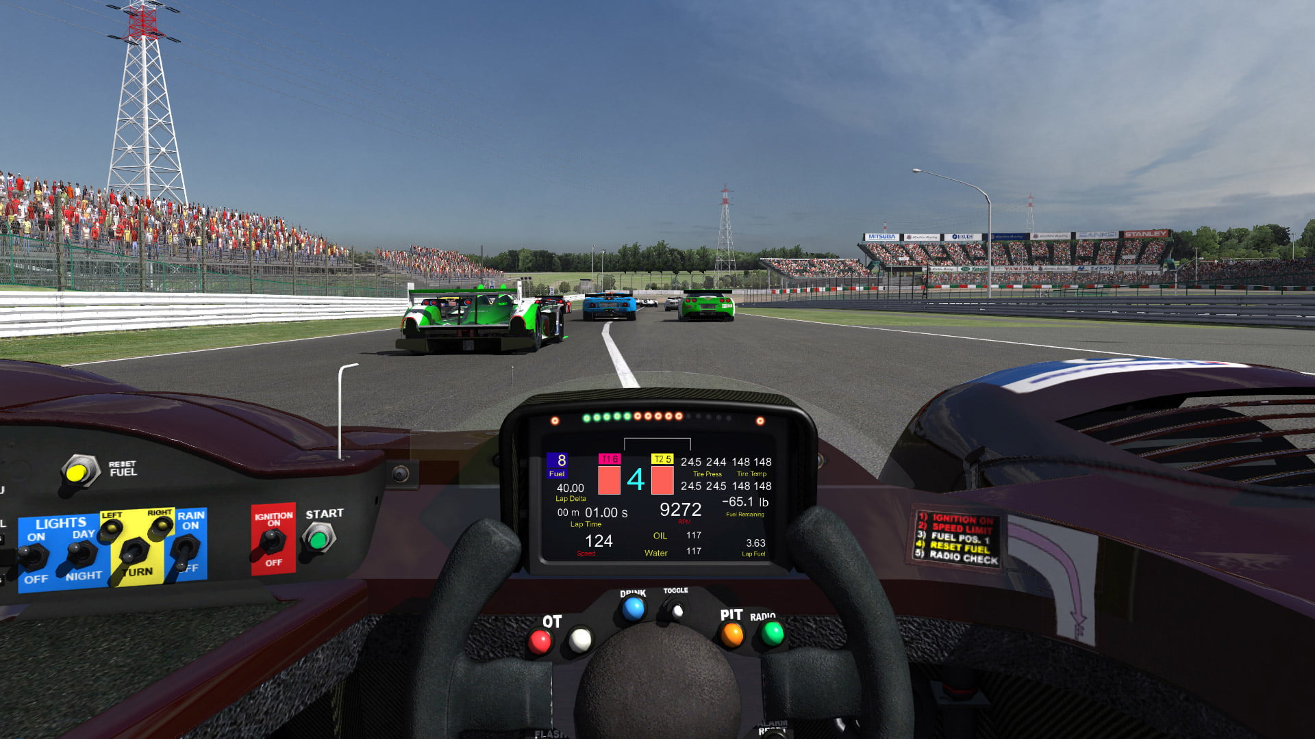 Experience the thrill of a Real Race With iRacing – Download Online iRacing for PC