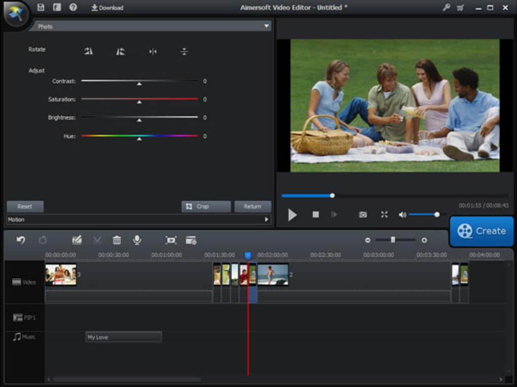 Aimersoft Video Editor – A First Impression Will Tells You How Good Aimersoft Video Editor
