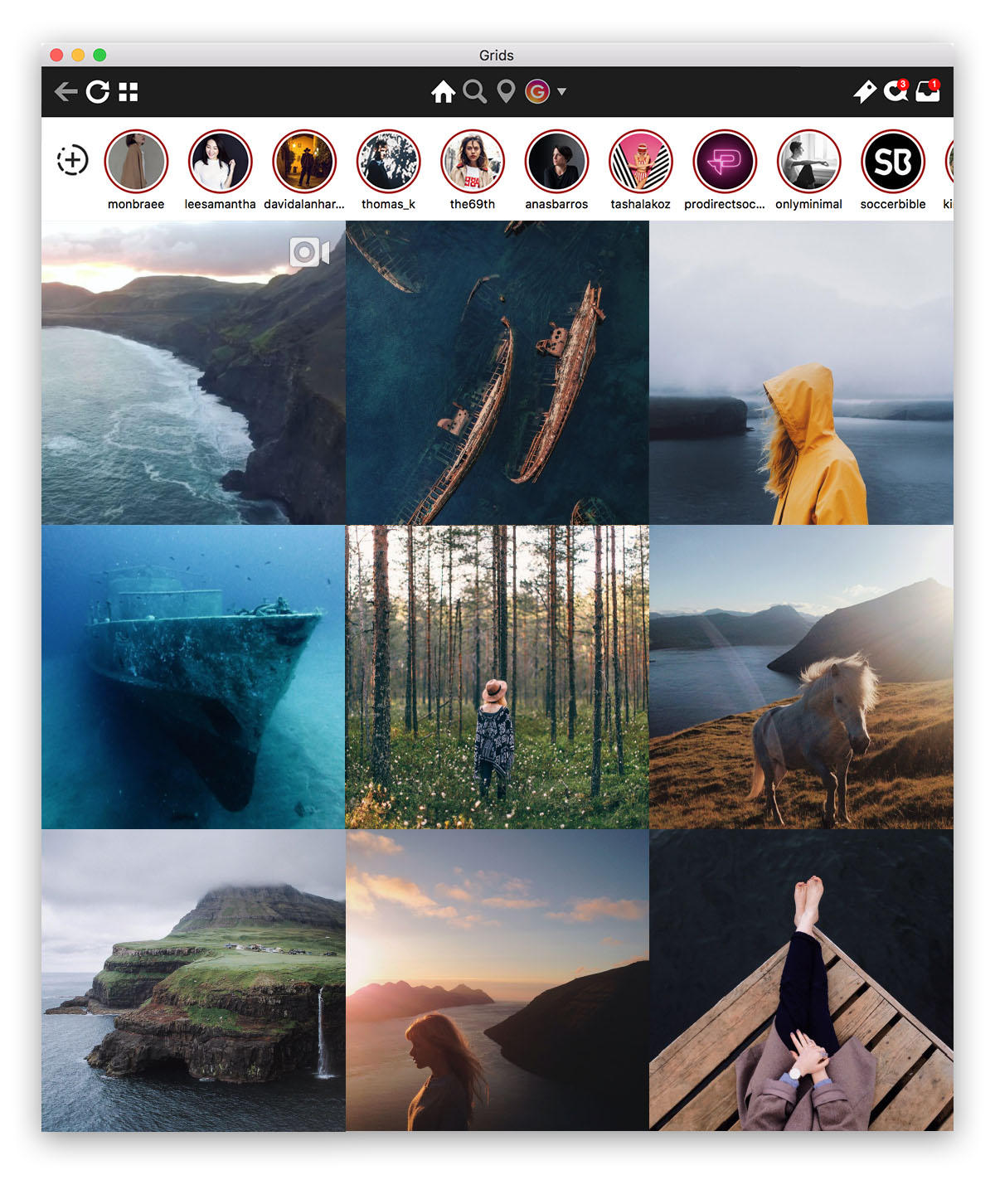 Grids for Instagram – Creating Huge Profiles On Instagram With Grids