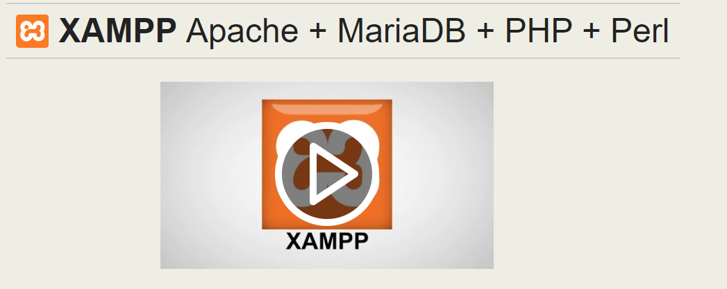 XAMPP Download Manager – How to Use XAMPP in Windows