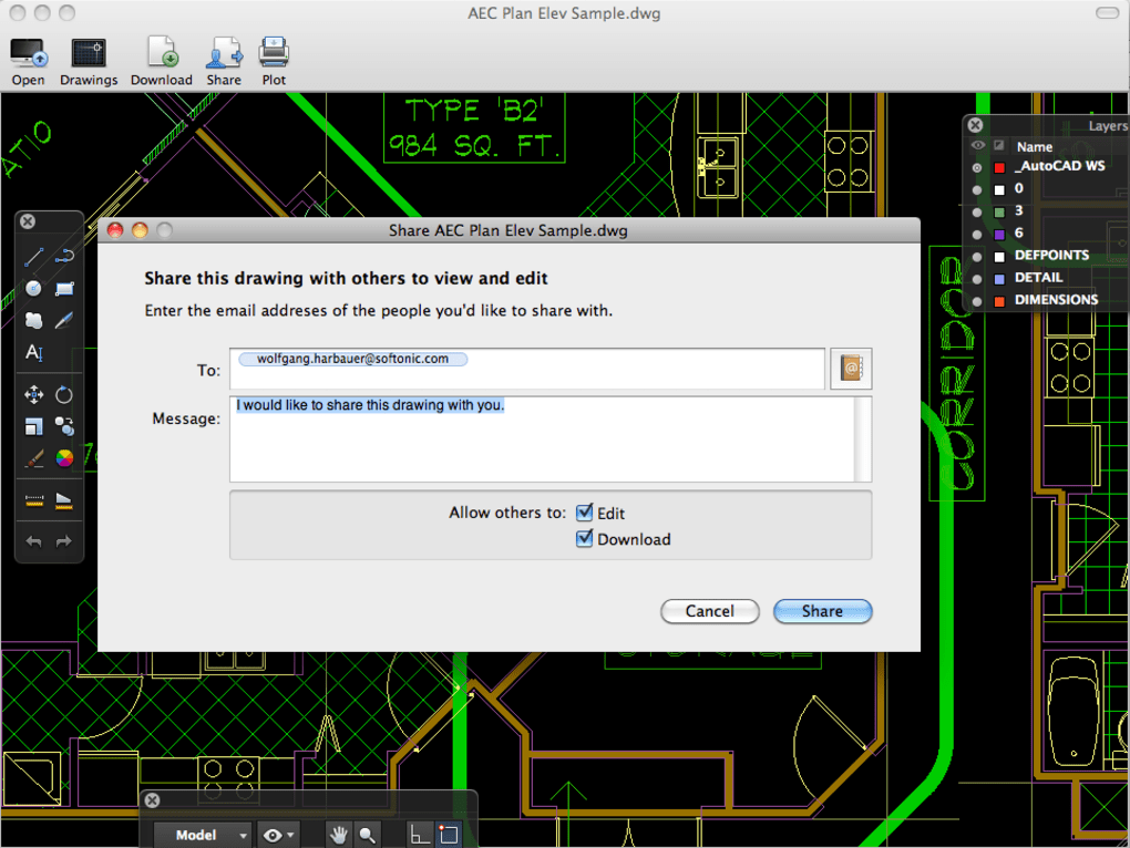 Applying Applications To Your AutoCAD 360 Project