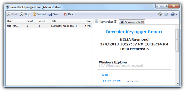 Tips on How to Find a Real Free Keylogger